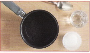 photo casserole de sucre