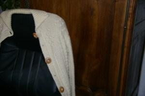 veste devant
