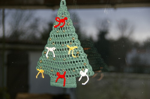 Deco Noel Crochet.Deco Noel Au Crochet Sapin Vert Tutoriel Gratuit Blog De