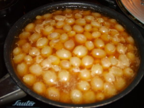 cuisson raisins
