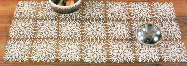photo tapis de table