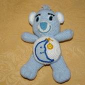 crochet : doudous bisounours - Le blog de crochet et tricot d'art de Suzelle