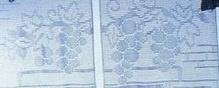 CROCHET : rideaux TROMPE L'ŒIL tutoriel gratuit