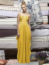 mustard yellow bridesmaid dresses - Dress Yp
