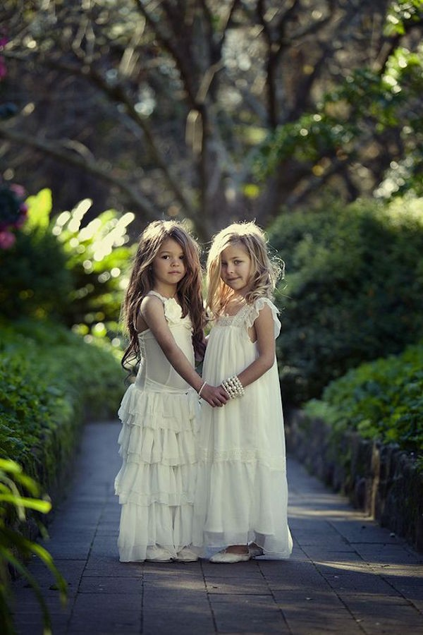 Sugar And Spice Pretty Flowergirl Dresses To Die For