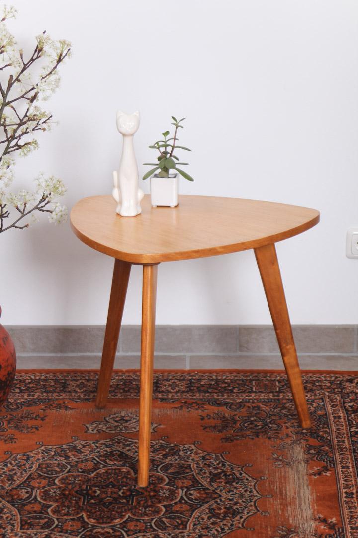 Driehoekige salontafel  bijzettafel  Froufrous
