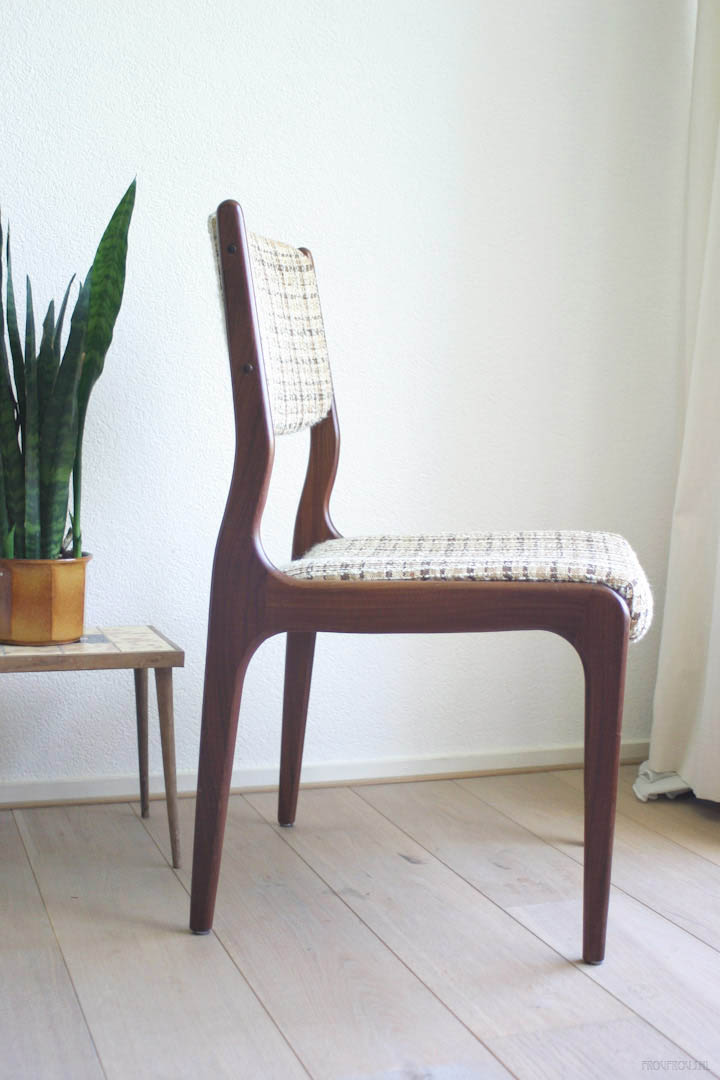 Deens design eetkamerstoel Froufrou39s