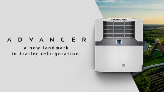 Хладилен агрегат Thermo King Launches Advancer A-Series