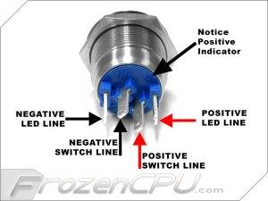 Help wiring 16mm led push button | Vaping Underground