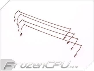 Prolimatech Ultra Sleek Vortex 14 Fan Wire Clip Set