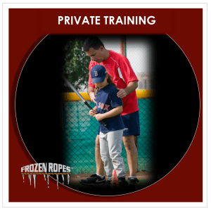 Frozen Ropes Private Training