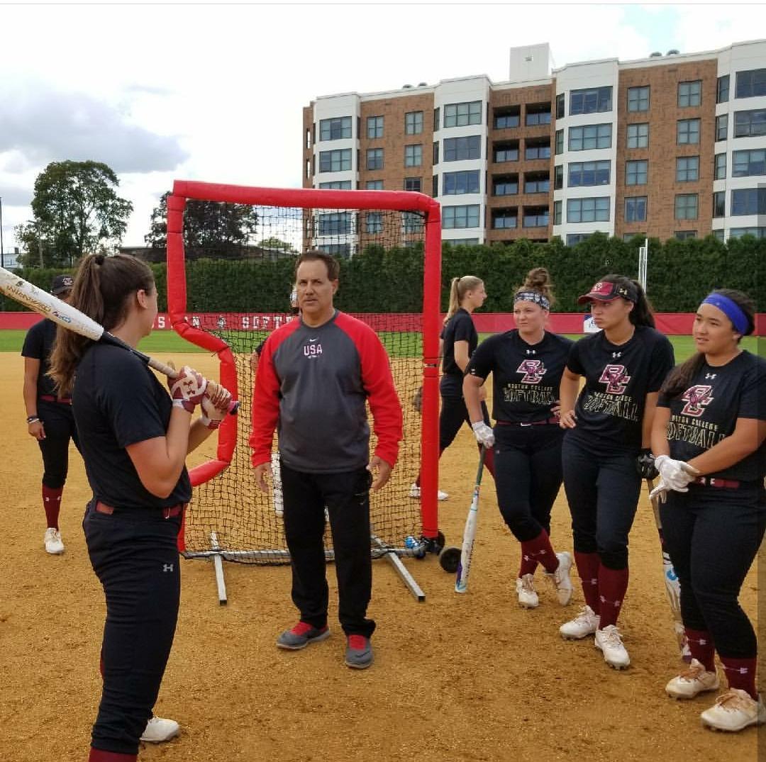 Tony Abbatine, Frozen Ropes USA, Frozen Ropes Chester, Frozen Ropes, Boston College, Vision Training