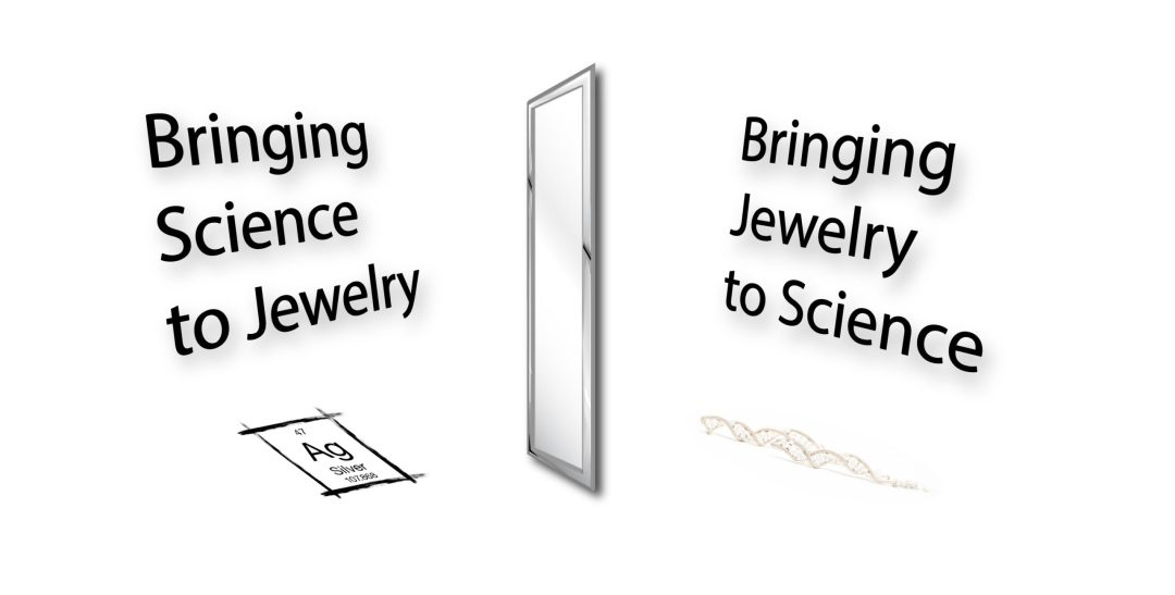 Dual visions of Frozen Tundra Designs: Bringing Science to Jewelry and Bringing Jewelry to Science.