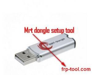 Mrt dongle setup tool
