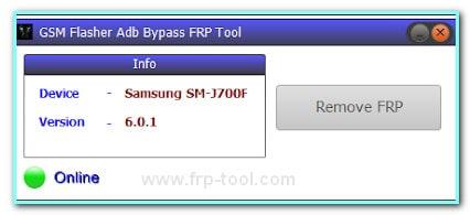 Frp Bypass GSM Flasher ADB Tool {2019}latest version Free