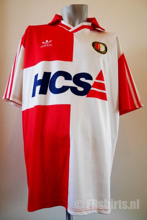 1990-1992 Thuisshirt