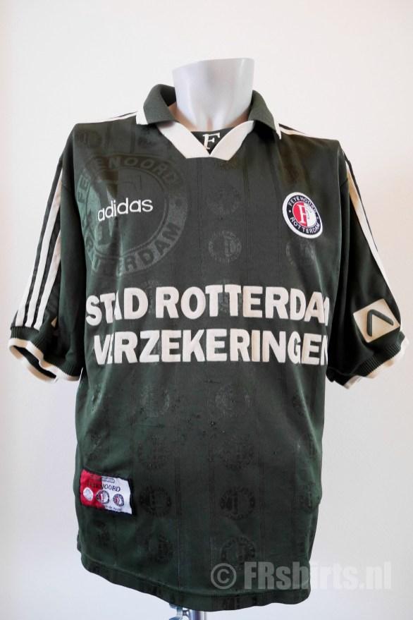 1997-1998 Uitshirt