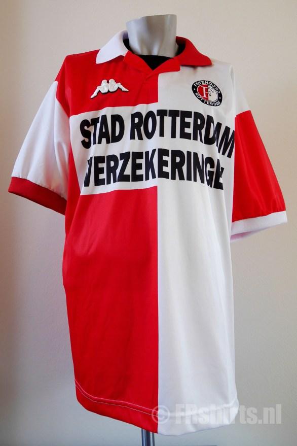 2000-2001 Thuisshirt