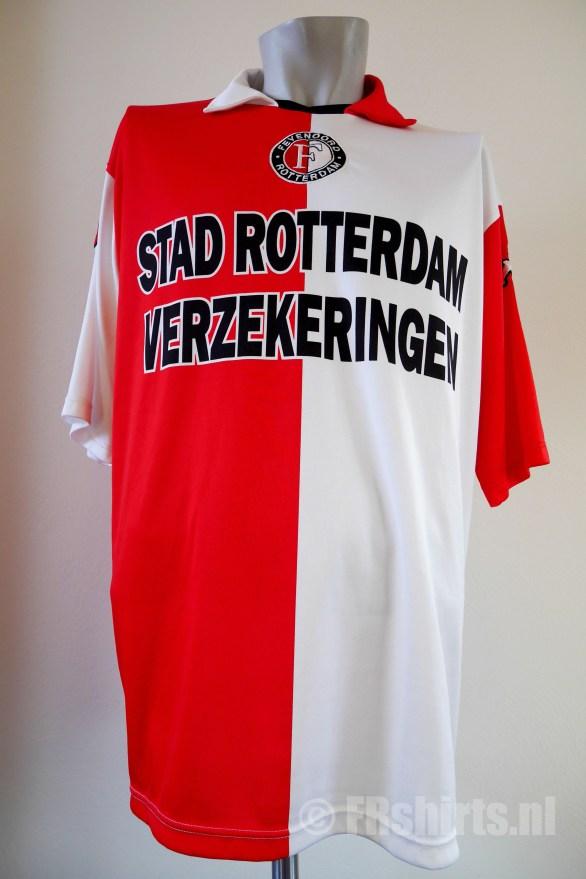 2001-2002 Thuisshirt