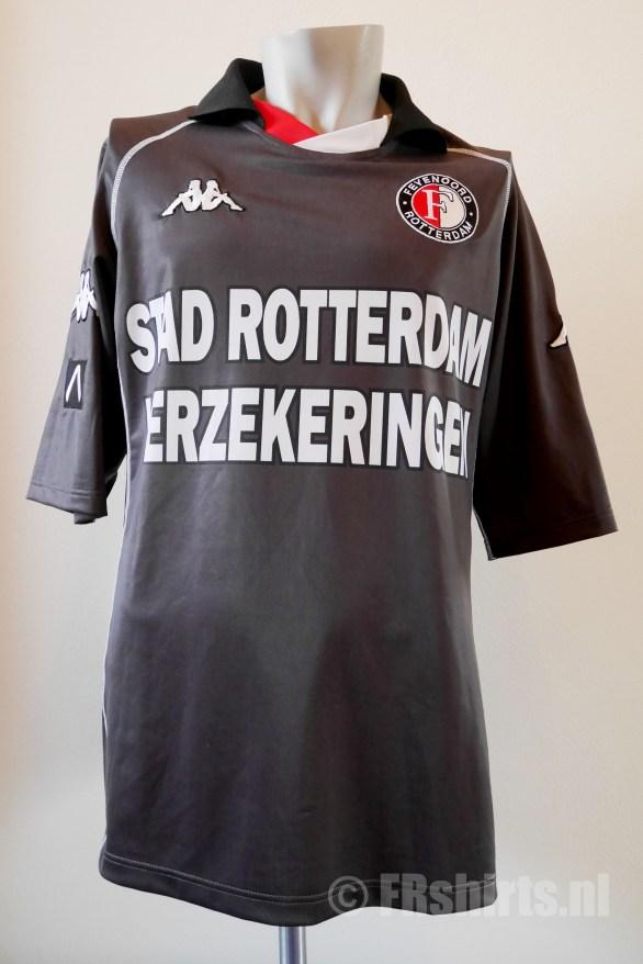 2001-2002 Uitshirt
