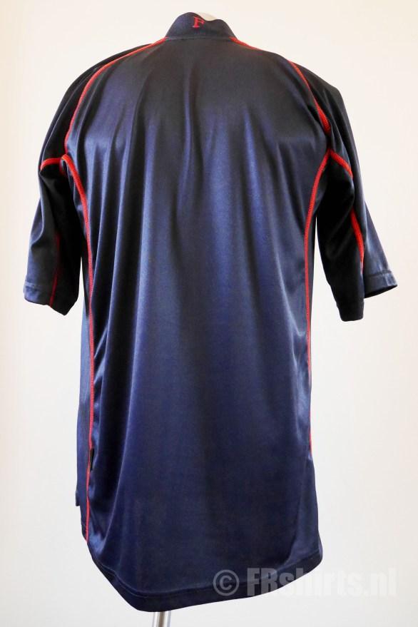 2002-2003 EC shirt Achterkant