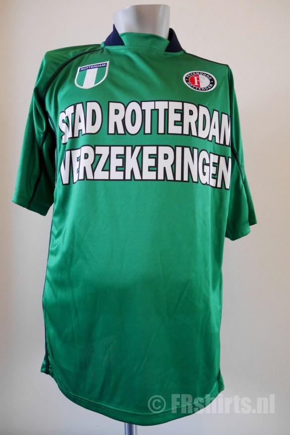 2002-2003 Uitshirt