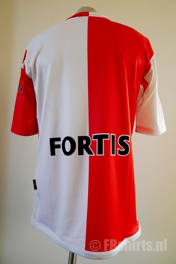 2005-2006 Thuis Achterkant