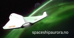 Spaceship Aurora Andenes Noorwegen