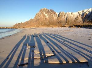 Ontdek Noorwegen met Fru Amundsen