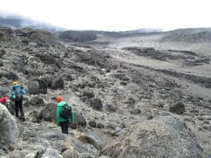 Expeditie Kilimanjaro 2 - Copyright Carla Joustra