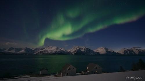 Noorderlicht vakantie Noorwegen
