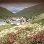 Kongsvold, Olavspad, Noorwegen, Fru Amundsen