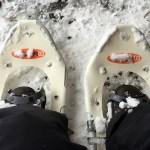 Wandelen op sneeuwschoenen, Fru Amundsen, Noorwegen