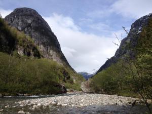 Omgeving Stalheimsoygard, Noorwegen