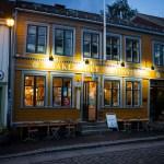 wandelreis, Trondheim, Baklandet Skydsstation