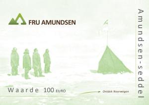 Korting Amundsen-seddel kortingsregeling trouwe reizigers