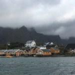 noorderlichtreis Lofoten herfstkleuren Noorwegen