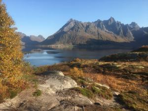 Noorderlichtreis Lofoten in de herfst