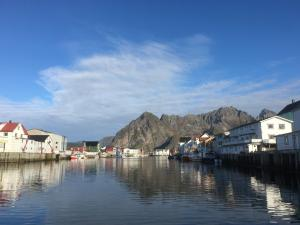 Henningsvær herfstreis Lofoten, Fru Amundsen