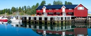 Akvakultur i Vesterålen zalmkwekerij