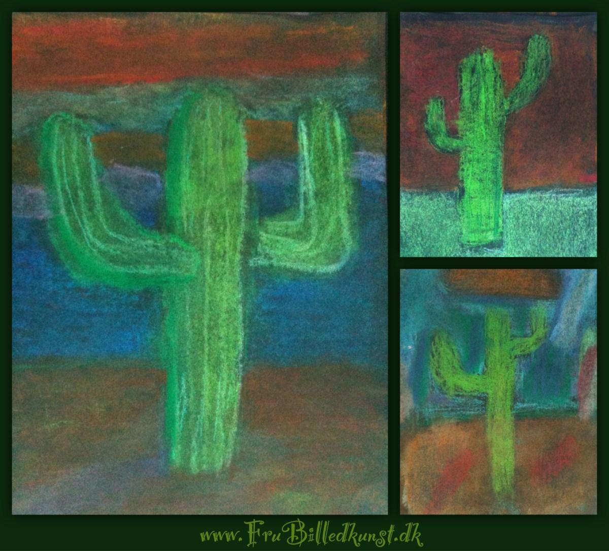 pastel kaktus 1
