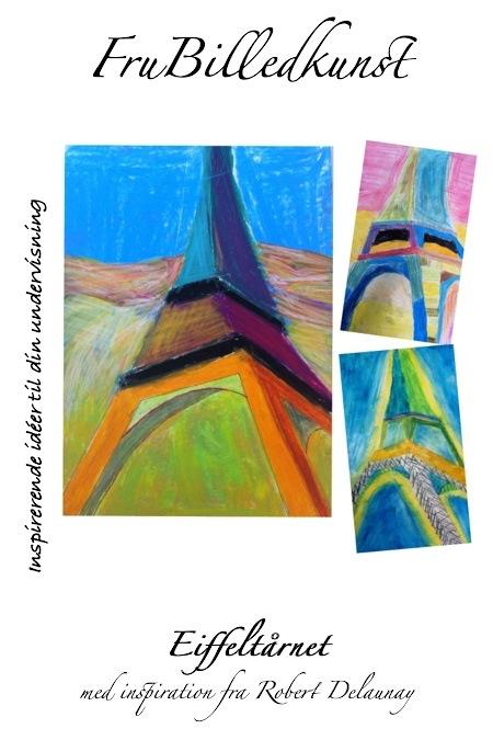 Eiffeltårnet - forside