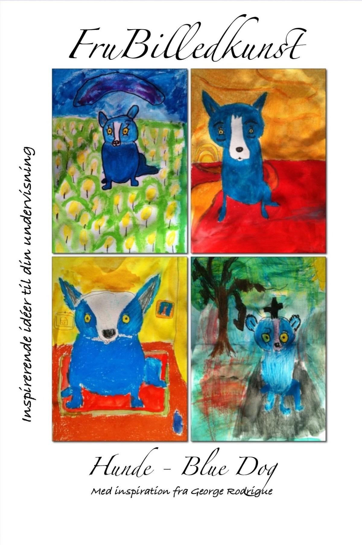 forside - hunde Blue Dog