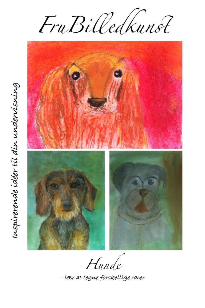 forside - hunde - lær at tegne forskellige racer