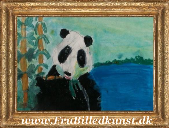 FruBilledkunst - panda - 1kl (1)