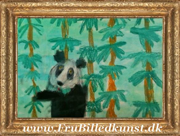 FruBilledkunst - panda - 1kl (2)