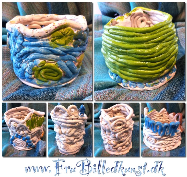 www.FruBilledkunst.dk - Snirkelkrukker med glasur 5kl (1)