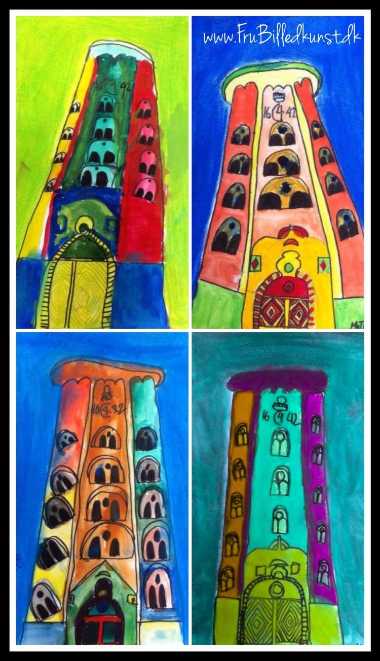 FruBilledkunst - Rundetårn