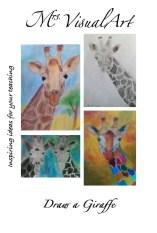 Draw a giraffe - frontpage