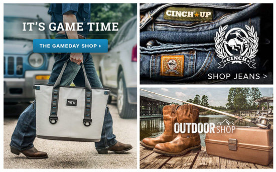 Download 25% Off Country Outfitter Coupon Codes for June 2020
